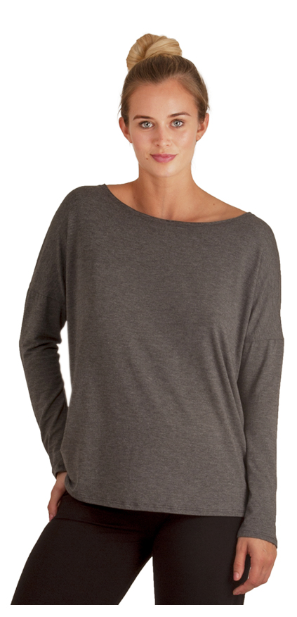 Agho Top | Gray