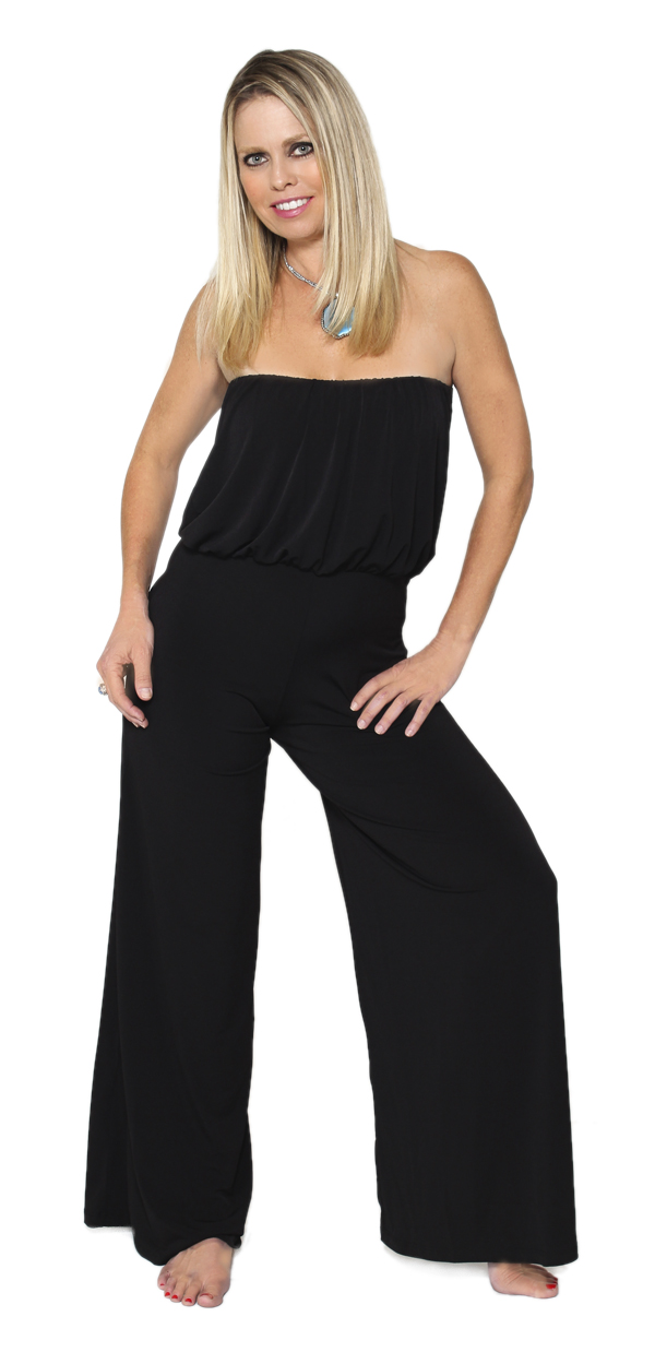 Palermo Jumpsuit | Black