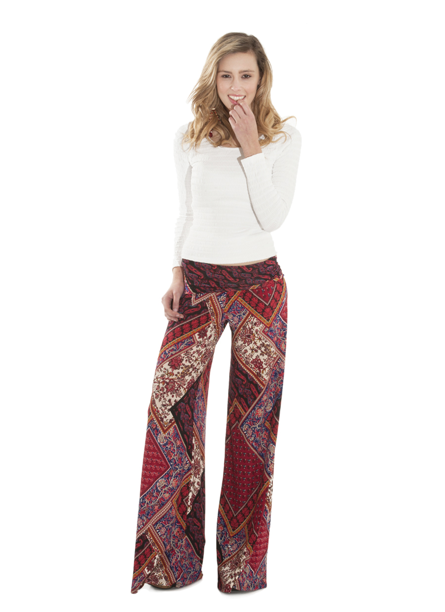 Palazzo Pant | Roman Garden/Red
