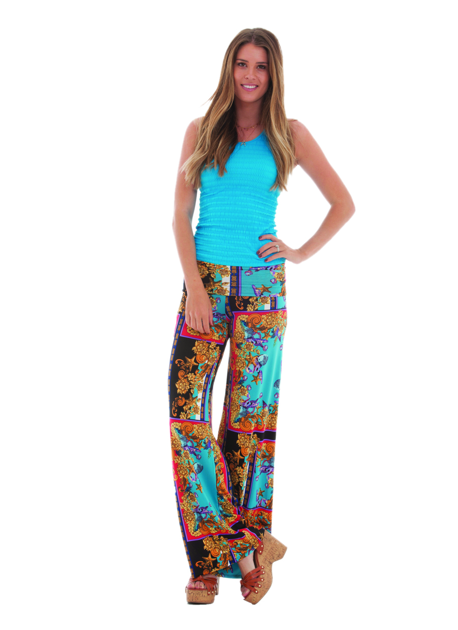 Palazzo Pant | Under the Sea
